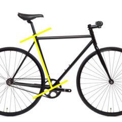 Rozmiar ramy roweru