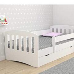 Wymiary łóżeczek dla dzieci
