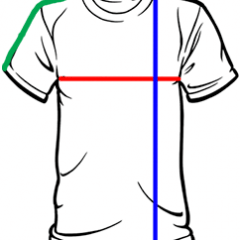 Rozmiary koszulek